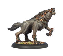 Circle Orboros Solo War Wolf